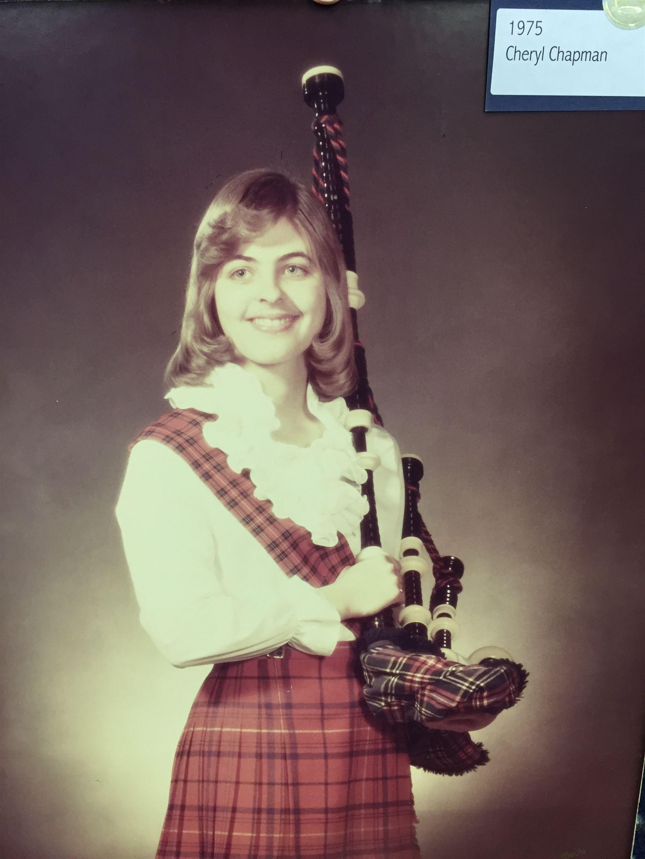 1975 Cheryl Chapman