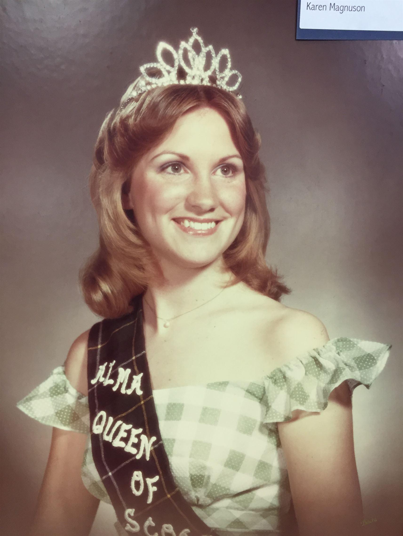 1976 Karen Magnuson