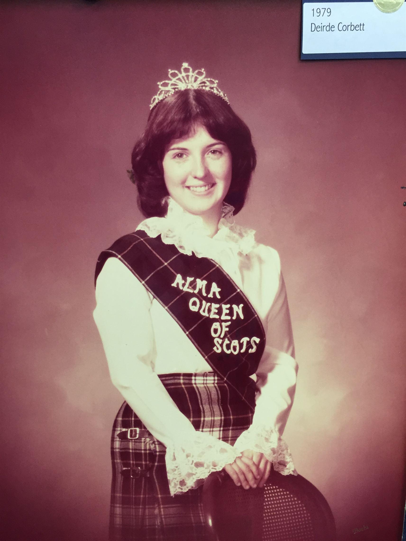 1979 Dierdre Corbett