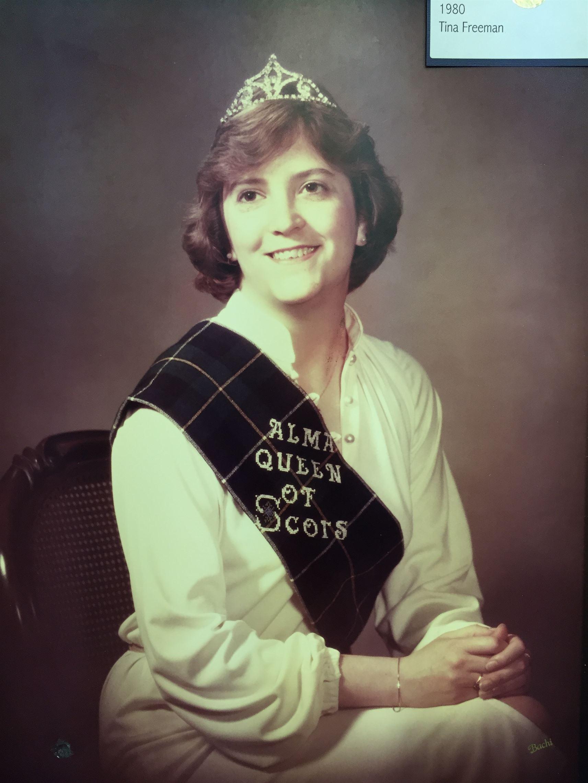 1980 Tina Freeman