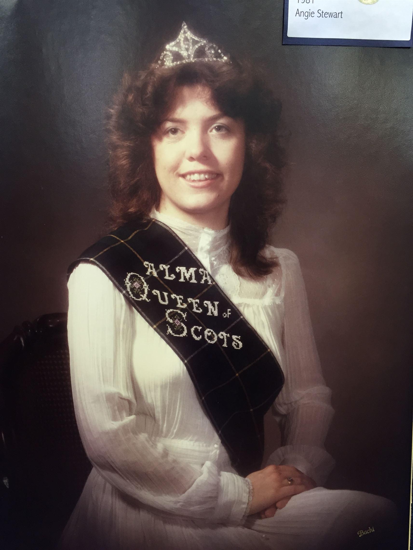 1981 Angie Stewart-Kimball