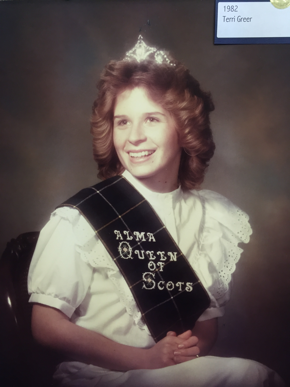 1982 Terri Jo Greer